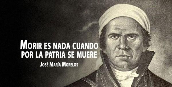 Biografía de José Morelos y Pavón