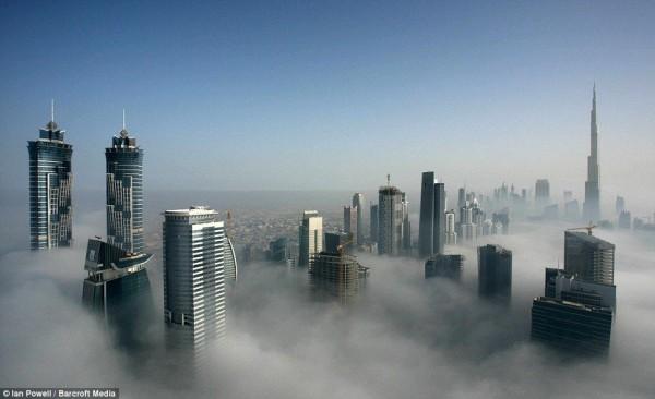 burj khalifa altura