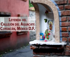 leyenda callejon del aguacate coyoacan mexico df
