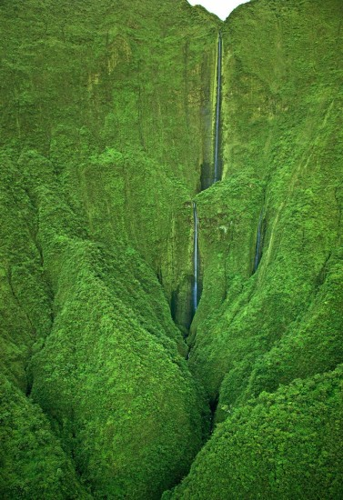 Cascada Honokohau, Maui, Hawaii