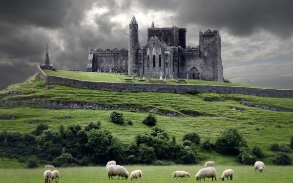Castillo de Cashel, Irlanda
