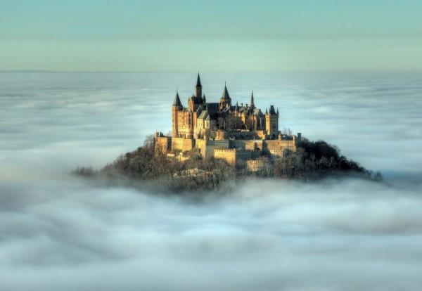 Castillo Hohenzollern, Alemania