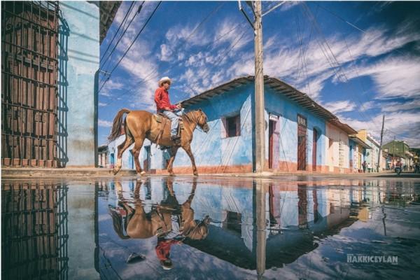 despues de la lluvia trinidad cuba sin photoshop