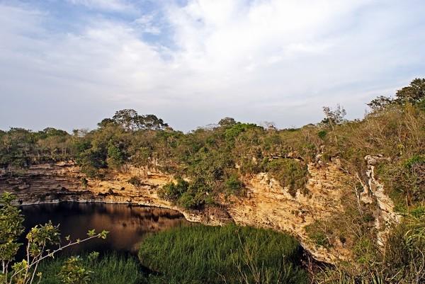 el cenote mas profundo del mundo