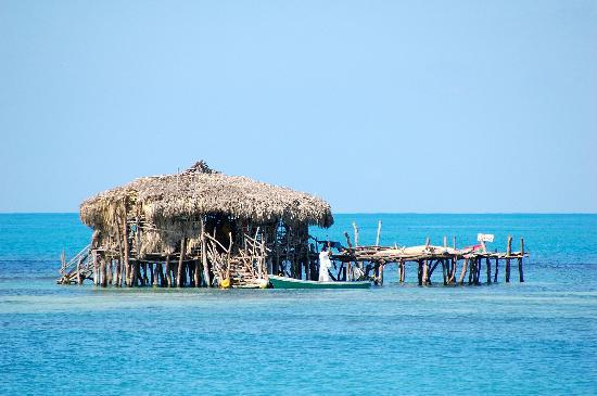 Pelican Bar, Negril, Jamaica