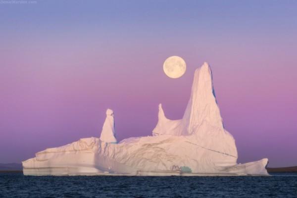 groenlandia auroras boreales