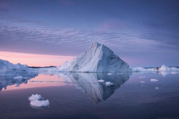 groenlandia la tierra del hielo