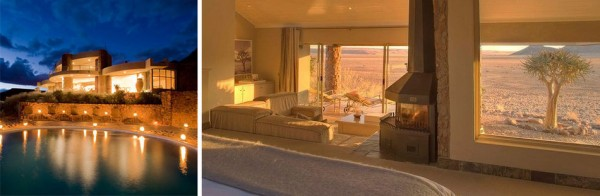 habitacion Sossusvlei Desert Lodge, Namibia