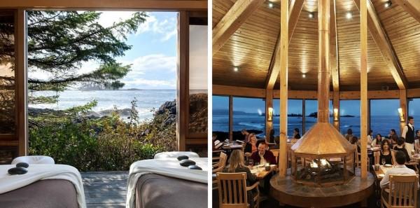 habitacion Tofino Hotel - Wickaninnish Inn, Vancouver Island BC
