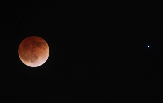 horario eclipse lunar 28 de septiembre 2015