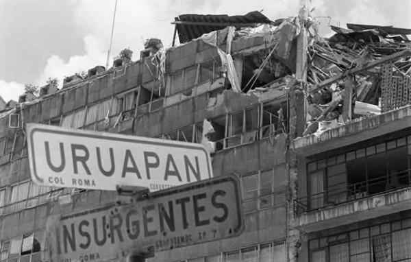 insurgentes uruapan terremoto mexico 1985