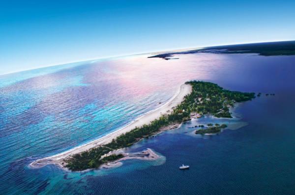 Isla Pasión, Quintana Roo, México