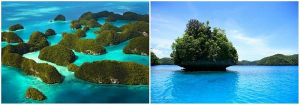 islas chelbacheb palau