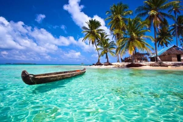 Isla de San Blas, Panamá