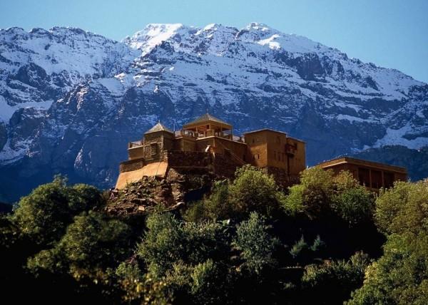 Kasbah du Toubkal en Imlil, Marruecos
