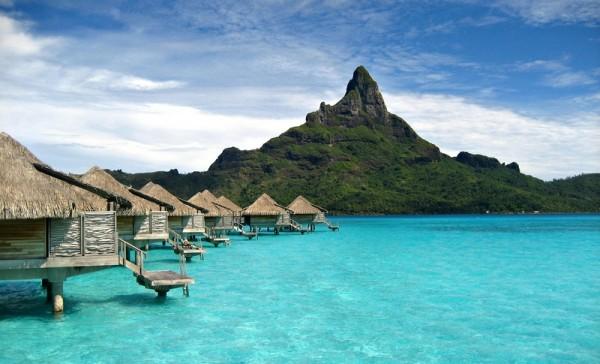 Le Taha'a Island, Polinesia Francesa