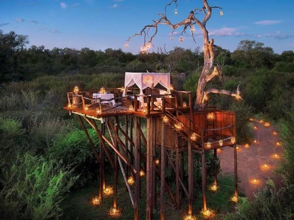 Lion Sands Game Reserve en Sudáfrica