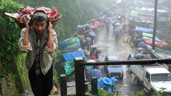 mawsynram el lugar mas lluvioso del mundo