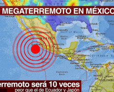 mega terremoto mexico