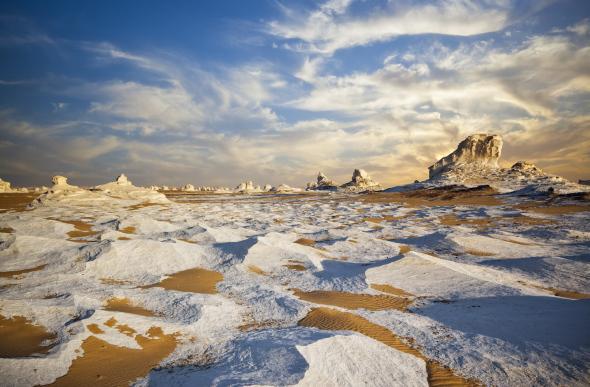 parque nacional desierto blanco egipto