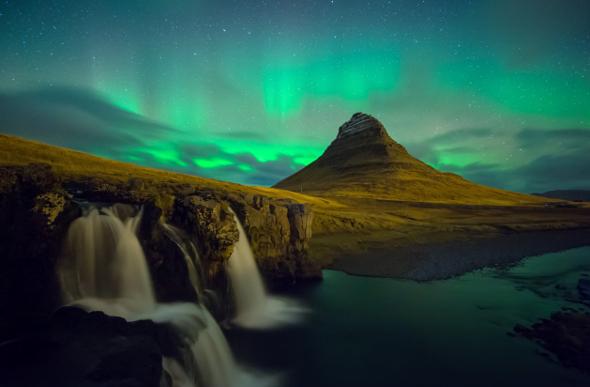 peninsula snaefellsnes islandia