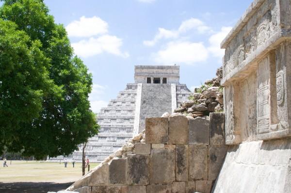 piramide de kukulcan efecto acustico