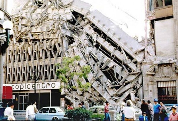 pronostico terremoto mexico 1985
