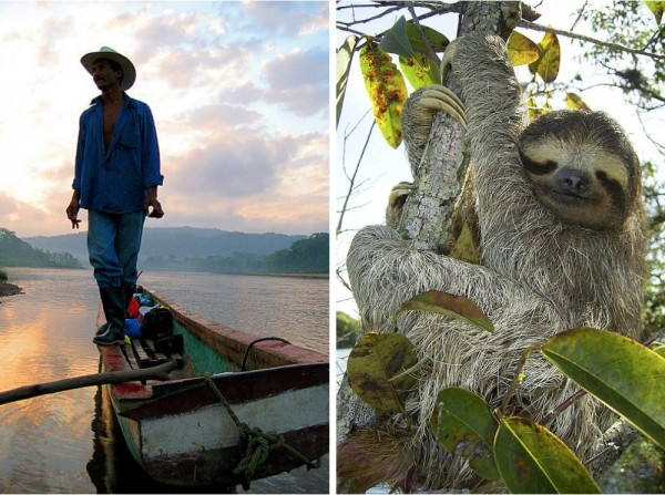 reserva de la biosfera de rio platano honduras