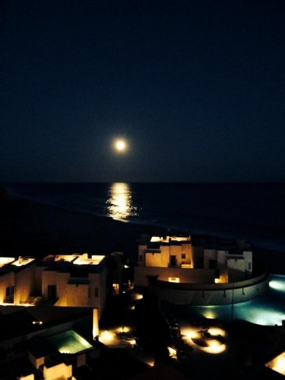 los cabos mexico superluna de sangre eclipse bloodmoon