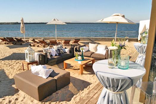 Shimmy Club de Playa, Ciudad del Cabo, Sudáfrica