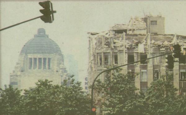 terremoto catastrofico en la ciudad de mexico 1985