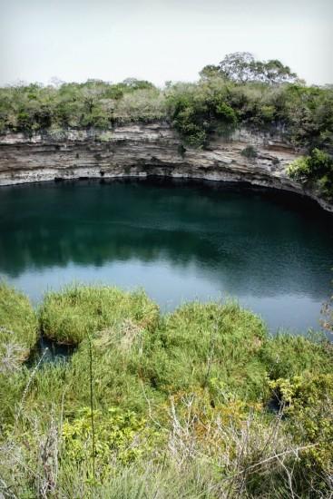 zacaton mexico cual es el cenote mas profundo del mundo