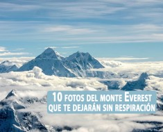 20 datos curiosos del monte Everest