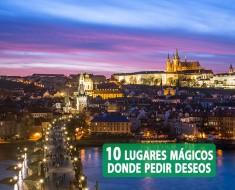 10 lugares mágicos donde pedir deseos