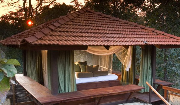 Baghvan Jungle Lodge, Pench National Park, India