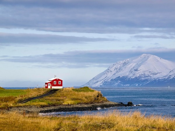 casa solitarias alejadas islandia