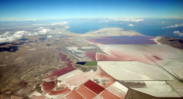colorido paisaje salt lake city utah