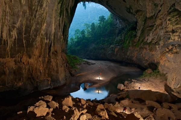 cueva parque nacional khao sam roi yot tailandia