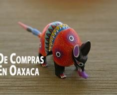 De compras en Oaxaca