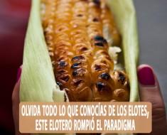 Elotes Asados San Rafael, Nuevo Laredo, Tamaulipas