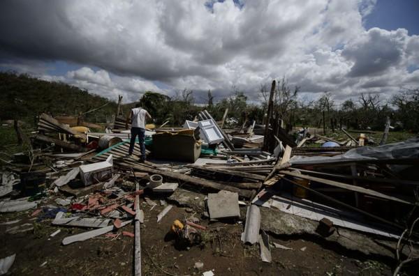 fotos del huracan patricia mexico