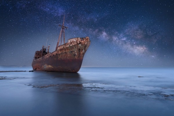 fotos de paisajes naturales nocturnos
