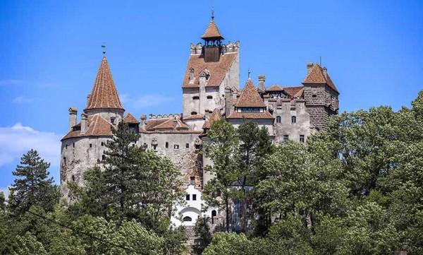 halloween castillo transilvania bran