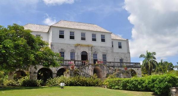 halloween jamaica rose hall great house