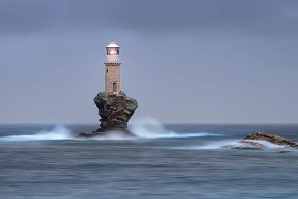 Isla Andros, Grecia