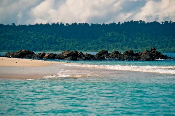 Isla de Escudo de Veraguas Panama