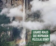 Lugares reales que aparecen en películas de Disney