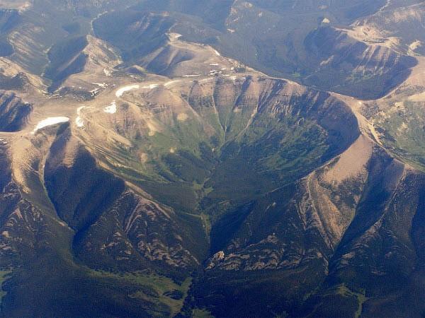 montanas big snowy montana