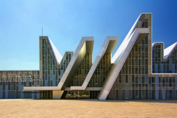 palacio de congresos expo zaragoza