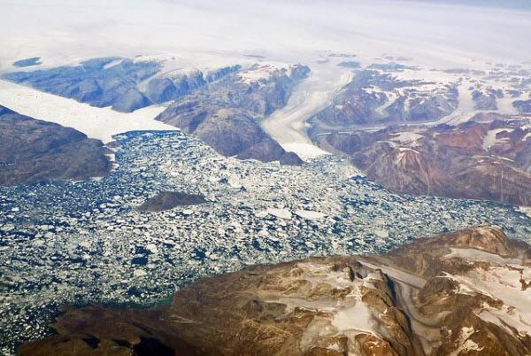 panorama groenlandia